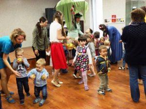 Спектакль-сказка для детей