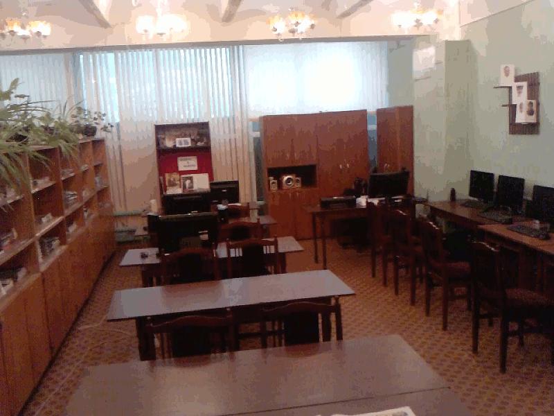 Библиотека семейного типа №2 МБУК «ОГБИЦ»