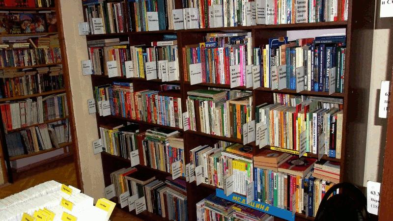 """Библиотека №3 МБУК """"ОГБИЦ"""""""